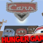 Minecraft Nintendo Switch: Cars The Hunger Games map Download