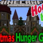 Minecraft Nintendo Switch: Medieval Christmas Hunger Games map Download