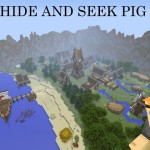 Minecraft Nintendo Switch: Pig Land Hide and Seek map Download