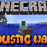 Minecraft Nintendo Switch: Realistic Waves Only One Command
